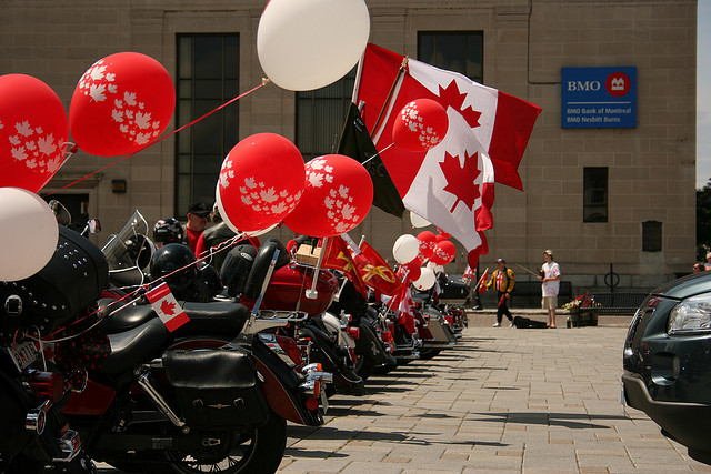 The best motorcycle trips in Canada will create memories that will last a lifetime!