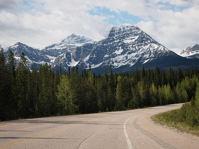 Wondering where to go on a motorcycle trip in 2017? The Canadian Rockies top our list for this year